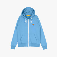 KAKAO FRIENDS - Hood Ryan Hooded Zip-up M
