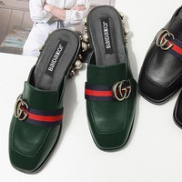 Gucci Casual Shoes Green