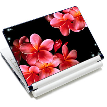 """Big Flower Anti-Slip Laptop Sticker Skin Decal Cover Protector For 11.6"""" -15.4"""" Sony Toshiba HP Dell Acer Thinkpad IBM"""