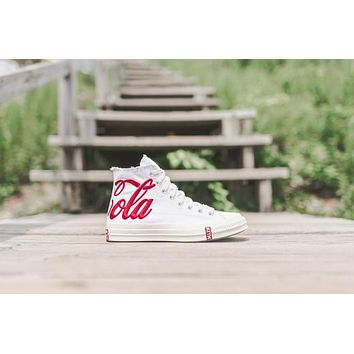 KITH x Coca-Cola x Converse High Skateboarding Shoe 35-44