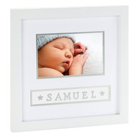 Pearhead Personalized Name Frame (White)