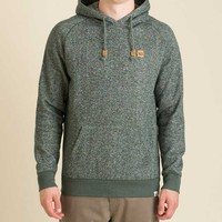 tentree Marl Pullover Hoodie for Men in Moss FA16-MHMEN-MOS
