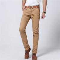 Modern Solid Pants