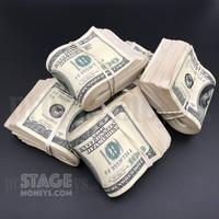 $50,000 Blank Filler 2000s Style Aged Fat Bands