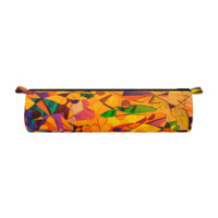 Abstract Art Pencil Case