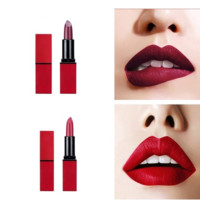 Professional Hot Deal Make-up Beauty On Sale Hot Sale Korean Velvet Matt Persistent Colourfast Lip Stick [6269815172]