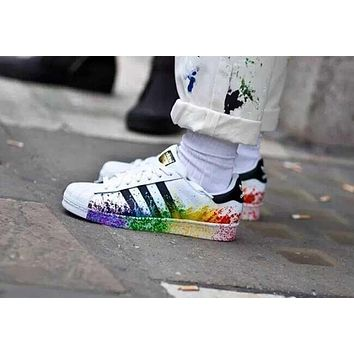 Adidas Superstar 'pride Pack Shoes'