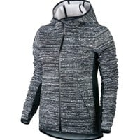 Nike Women's Therma All Time Tech Static Full Zip Hoodie