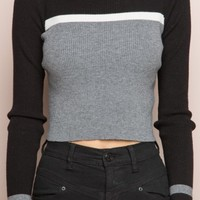 BRETT TURTLENECK TOP