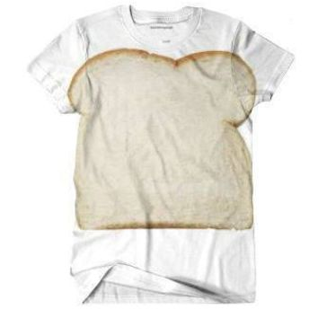 Ready2Ship - a shirt with bread on both sides