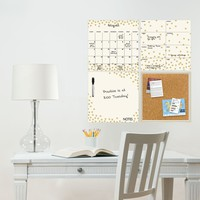 Gold Confetti Organization Kit