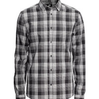 Checked Shirt - from H&M