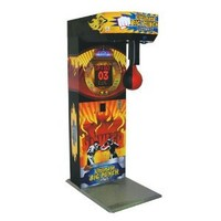 Smart Industries Ultimate Big Punch Deluxe Arcade Machine Color: Dollar Bill Acceptor with 500 Bill Stacker (MARS)