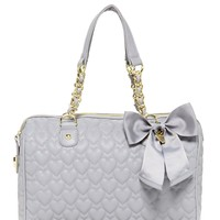 Betsey Johnson | Satchel with Chain Straps | Nordstrom Rack