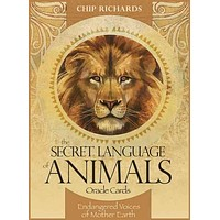 The Secret Language of Animals: Endangered Voices of Mother Earth, Oracle Cards