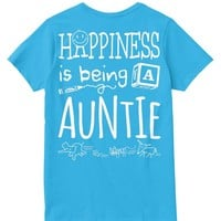 Happiness is Being a AUNTIE