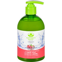 Natures Gate Hand Soap - Liquid - Pomegranate Sunflower - 12.5 oz