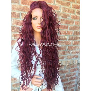 """Peg Long Waves 26"""" Lace front wig"""