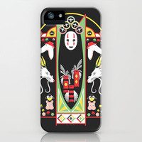 Spirited Deco iPhone Case by Ashley Hay