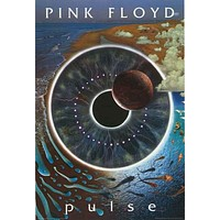 Pink Floyd Pulse Poster 24x36