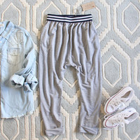 The Slouchy Joggers