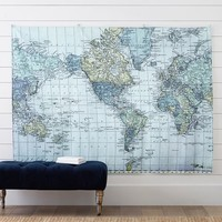 Atlas Tapestry
