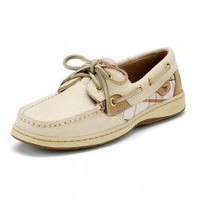 Sperry Women'sBluefish Oat/Sand Plaid - New for 2013 - Sperry Topsider - Top Brands  : Helly Hansen, Newport RI