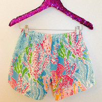 Lilly Pulitzer Shorts Choose Your Print