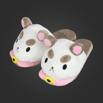 Welovefine:Puppycat Plushie Slippers