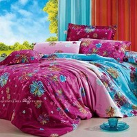 BD0014-03 Super soft short plush bedding suite 4pieces - feeling from House Beauty