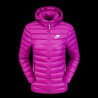 Trendsetter NIKE Women Men Lover Cardigan Jacket Coat-2