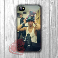 funny calum hood with teddy doll-yah for iPhone 4/4S/5/5S/5C/6/ 6+,samsung S3/S4/S5,samsung note 3/4