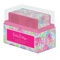 Lilly Pulitzer Wireless Speaker - Let's Cha Cha