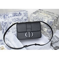 Dior Women's Leather Shoulder Bag Satchel Tote Bags Crossbody