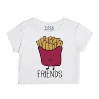 Best Friends Burgers and Fries