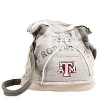 Texas A&M Aggies NCAA Property Of Hoodie Duffel
