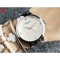 COACH Trending Stylish Movement Watch Business Watches Couple Wristwatch 4#