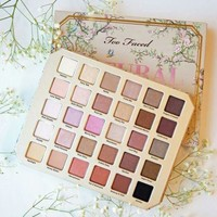 ONETOW Too Faced 2017 Natural Love 30 Color Eye Shadow