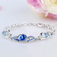 Great Deal New Arrival Shiny Gift Awesome Hot Sale Crystal Korean Stylish Jewelry Accessory Bracelet [10231543879]