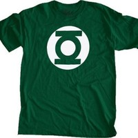 Officially Licensed DC Comics Green Lantern T-Shirt