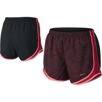 Nike Women's Heatherized Printed Tempo Shorts   DICK'S Sporting Goods