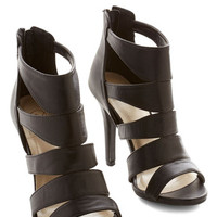 ModCloth Statement Pump Up the Party Heel