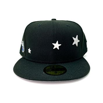 New Era 59FIFY Orlando Magic Black Dissected Logo Fitted Hat