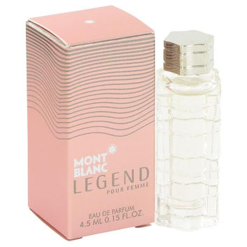 MontBlanc Legend by Mont Blanc Mini EDP .15 oz