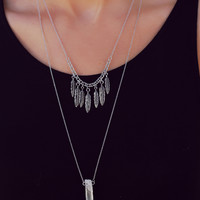 Touch the Sky Necklace