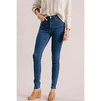 Lisa High Rise Jeans