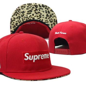 Perfect supreme hats Women Men Embroidery Sports Sun Hat Baseball Cap Hat