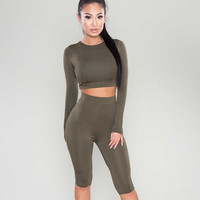 Kylie Jenner Inspired Womens Bodycon Tracksuit