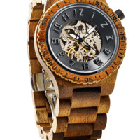 Dover Series Wood Watch by JORD