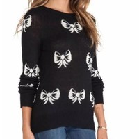 Winter Women's Fashion Butterfly Sweater [6514168711]
